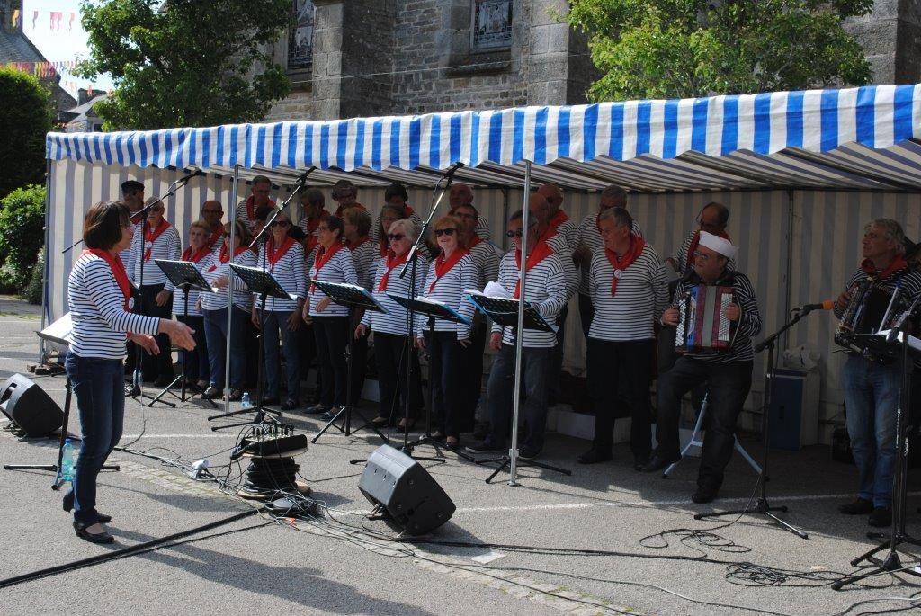 Journée festive organisée début juin par l'équipe municipale