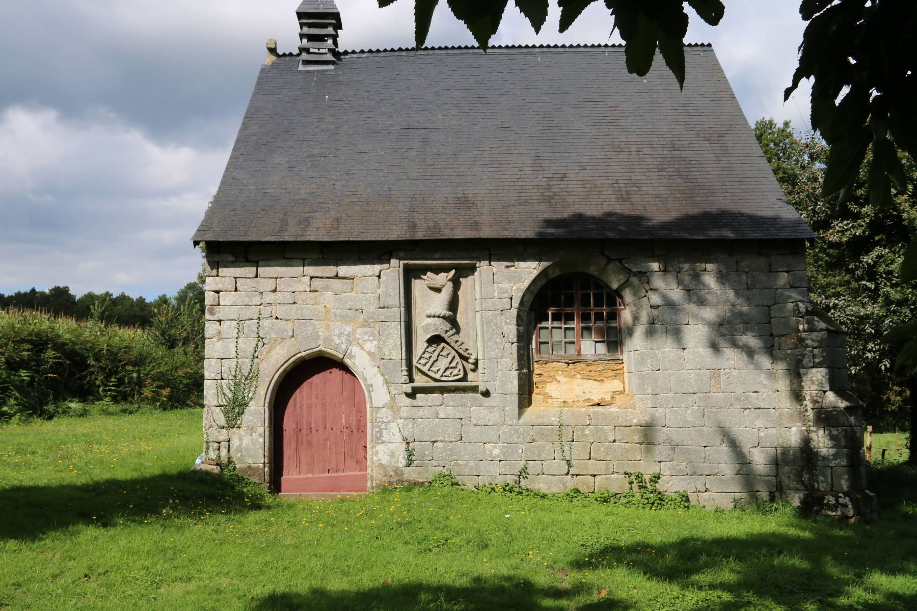 Chapelle Saint Maudé