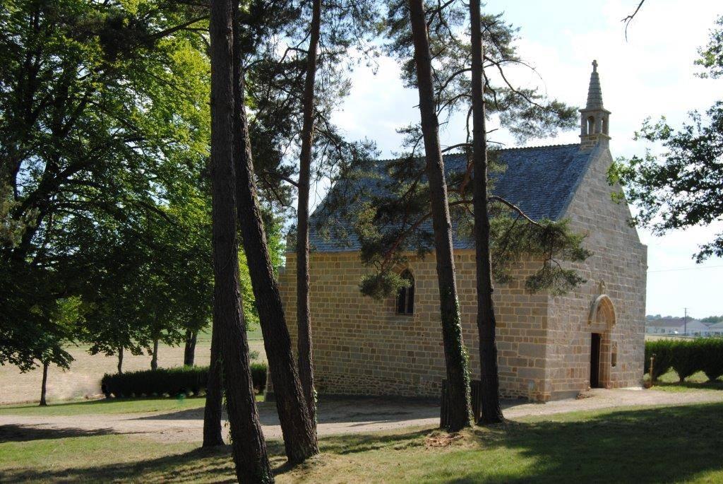 chapelle Saint Joseph à Callac