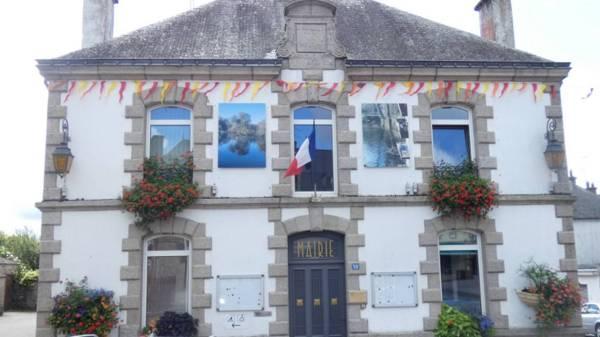 La Mairie de Plumelec