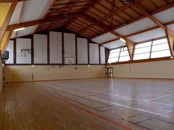 salle 600m², salle polyvalente